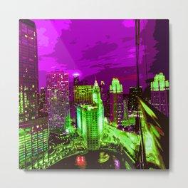 Chicago004 Metal Print