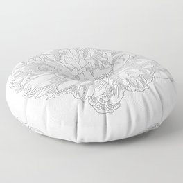 layer upon layer Floor Pillow