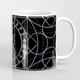 Web of Wyrd  -The Matrix of Fate Coffee Mug