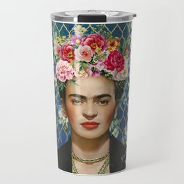 Forever Frida Travel Mug