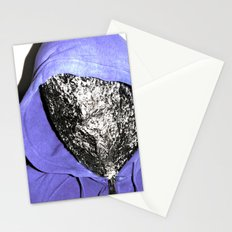 Aluminum Foil II Stationery Cards