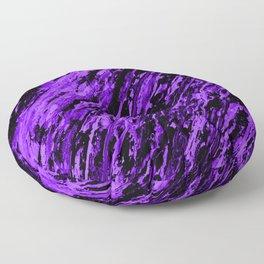 Purple Drift Floor Pillow