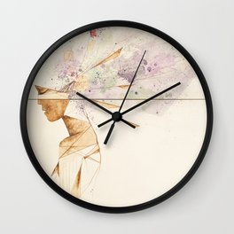 Souvenirs Wall Clock