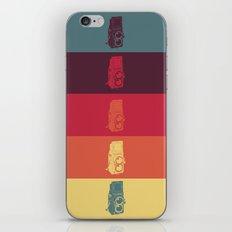 Camera. iPhone & iPod Skin