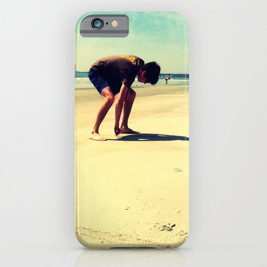 The Artist At Work iPhone & iPod Case