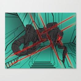 ULTRACRASH 2 Canvas Print