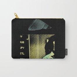 potrait Carry-All Pouch