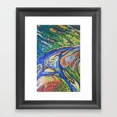 national geographic Framed Art Print
