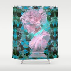 All Boundaries Are Conventions Shower Curtain