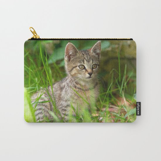 Sweet Baby Tiger Carry-All Pouch