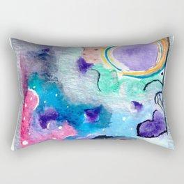 Tiny Galaxy Rectangular Pillow