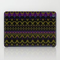 sweater iPad Cases featuring Sweater Pattern by Chelsea Densmore