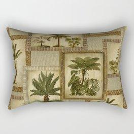 island palms Rectangular Pillow