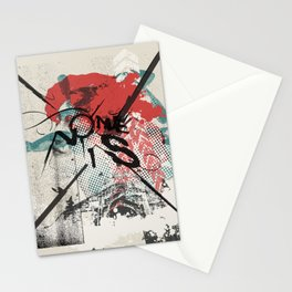 I Remember Nothing Stationery Cards