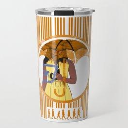 Number three Travel Mug