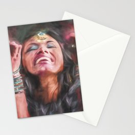 Dancer in Motion Stationery Cards