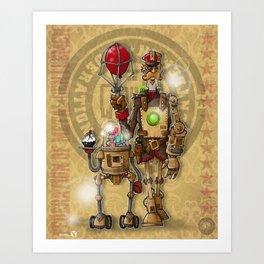 FMG - 004 Art Print