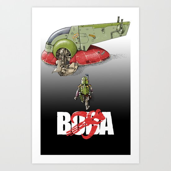 BobAkira  Art Print
