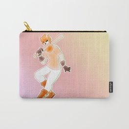 Candy Fox Carry-All Pouch