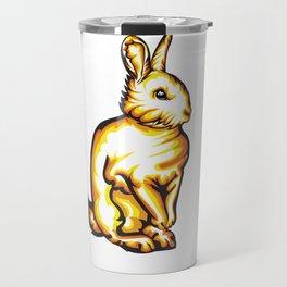 Angry Bunny Travel Mug