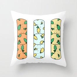 Lemon & Lime-aid Throw Pillow