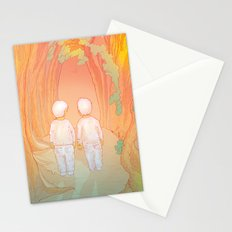 Hansel-&-Gretel Stationery Cards