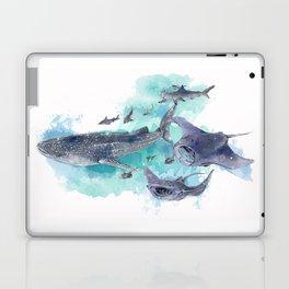 Star Sharks & Rays Laptop & iPad Skin