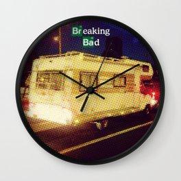 Breaking Bad Caravan Wall Clock