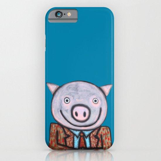 Mr.Mayor iPhone & iPod Case