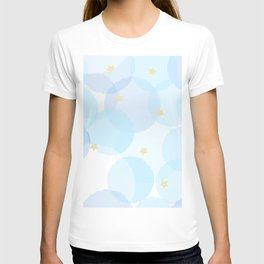 Modern Digital Design. Modern Fashion Scandinavian Style T-shirt