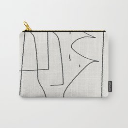 Won't you sing me something for the dark. Carry-All Pouch