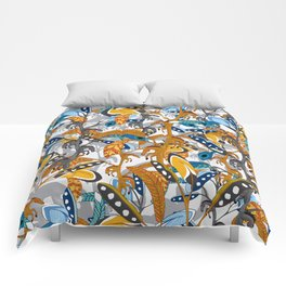 Horse feathers repeat Comforters