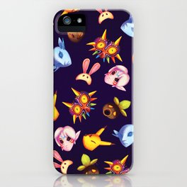 Major Masks iPhone Case