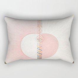 Hilma af Klint - The Dove Rectangular Pillow