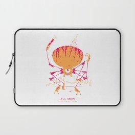 A is for Alien Laptop Sleeve