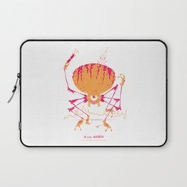 A is for Alien Laptop Sleeve