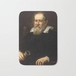 Galileo Galilei - Astronomer and Mathematician Bath Mat