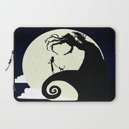 Coraline/Nightmare Before Christmas Laptop Sleeve