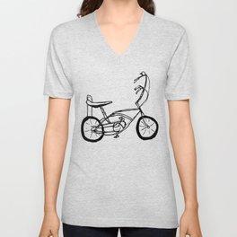 Schwinn Stingray Bicycle Unisex V-Neck