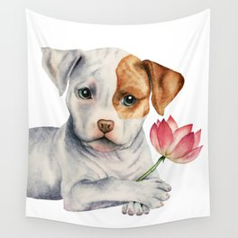 Flower Child Wall Tapestry