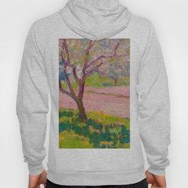 J.E.H. MacDonald, 1873-1932 Apple Blossom, York Mills Hoody