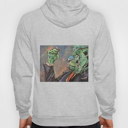 Business Lion Hoody