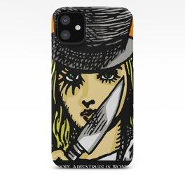 A Clockwork Wonderland iPhone Case