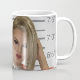 Envy DQ- Brisbane QLD- Dragnation Season 2 Coffee Mug