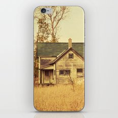 Lonely World iPhone & iPod Skin