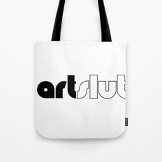 ArtSlut Tote Bag