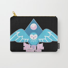Smiling Owl Productions Carry-All Pouch