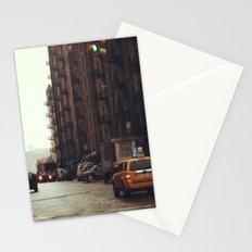 Rainy Day NYC Stationery Cards