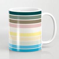 nausicaa Mugs featuring The colors of - Nausicaa by hyos
