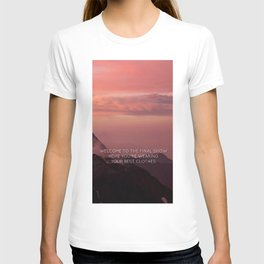 Harry Styles - Sign of the times T-shirt